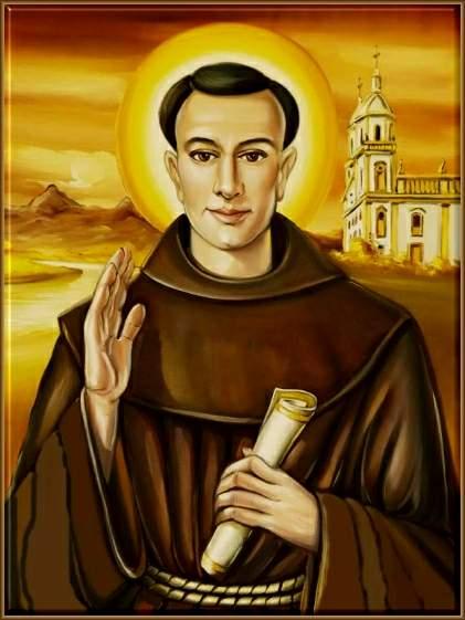 11 de maio • Dia da Canonização de Frei GalvãoN
