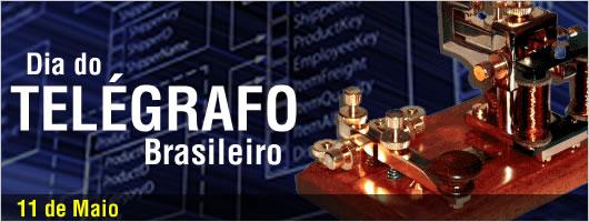 Resultado de imagem para Dia da Integração do Telégrafo no Brasil