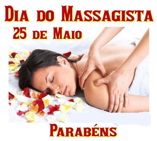 Resultado de imagem para Dia do Massagista