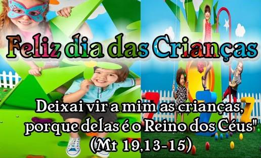 Dia Das Crianças – 12 De Outubro