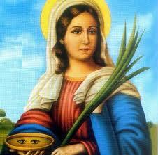 13 de dezembro • Dia de Santa Luzia