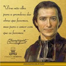 06 de junho • Dia de São Marcelino Champagnat N
